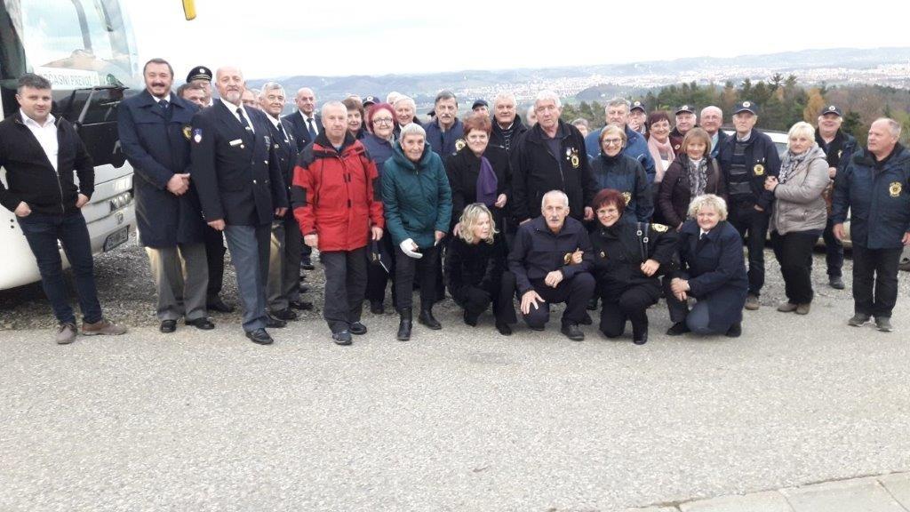 Ekskurzija in proslava ob 30-obletnici akcije Sever