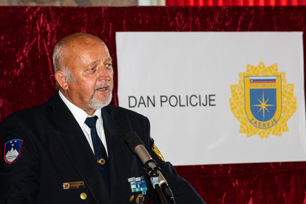 Proslava ob Dnevu policije, dnevu državnosti in podelitev priznanj  v letu 2020