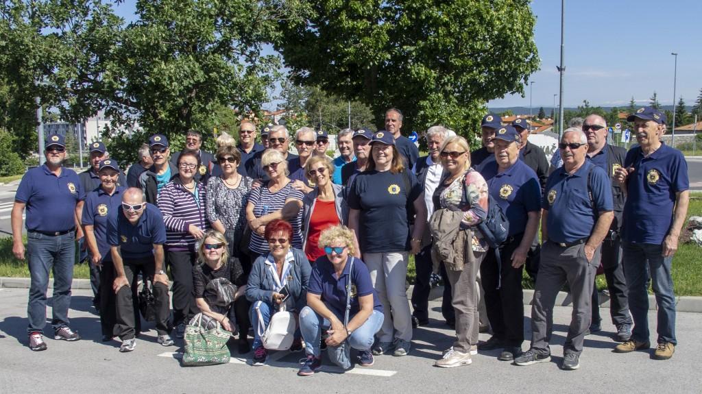 Strokovna ekskurzija po Primorski in Notranjski