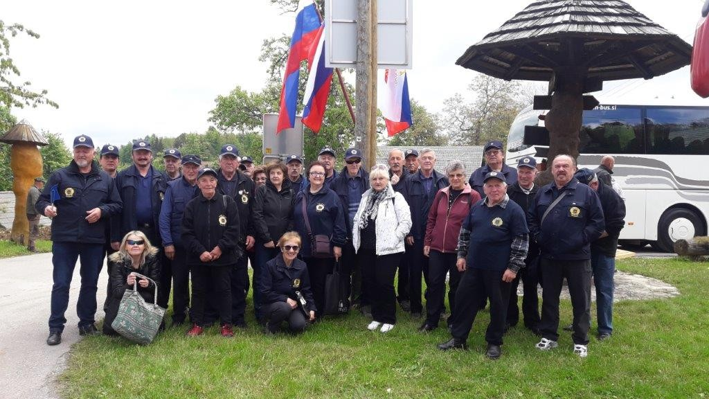 Dan veteranov vojne za Slovenijo1991, Geoss