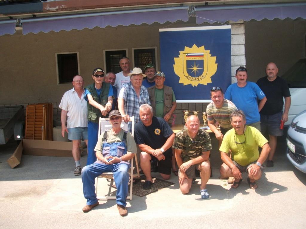 Ribiško tekmovanje 24.6.2017 v Zagorju