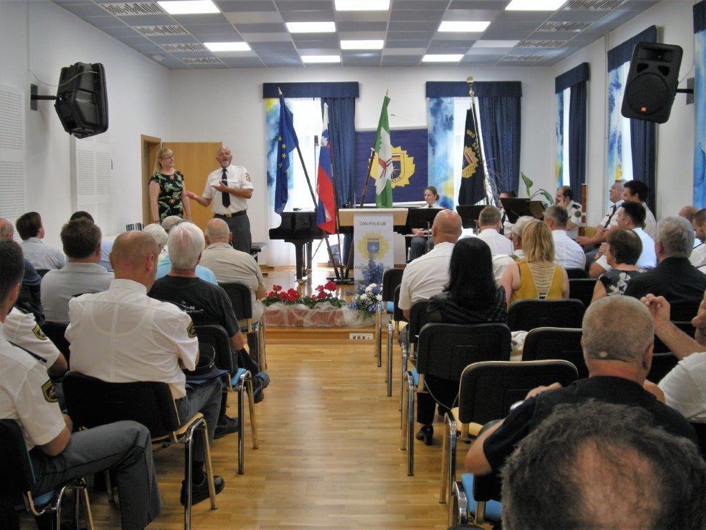Proslava ob Dnevu policije v Hrastniku, 14.6.2019