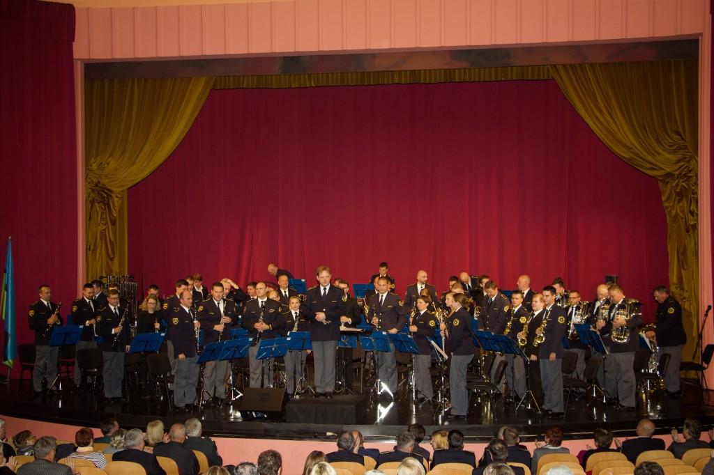 Proslava in koncert PO v Trbovljah