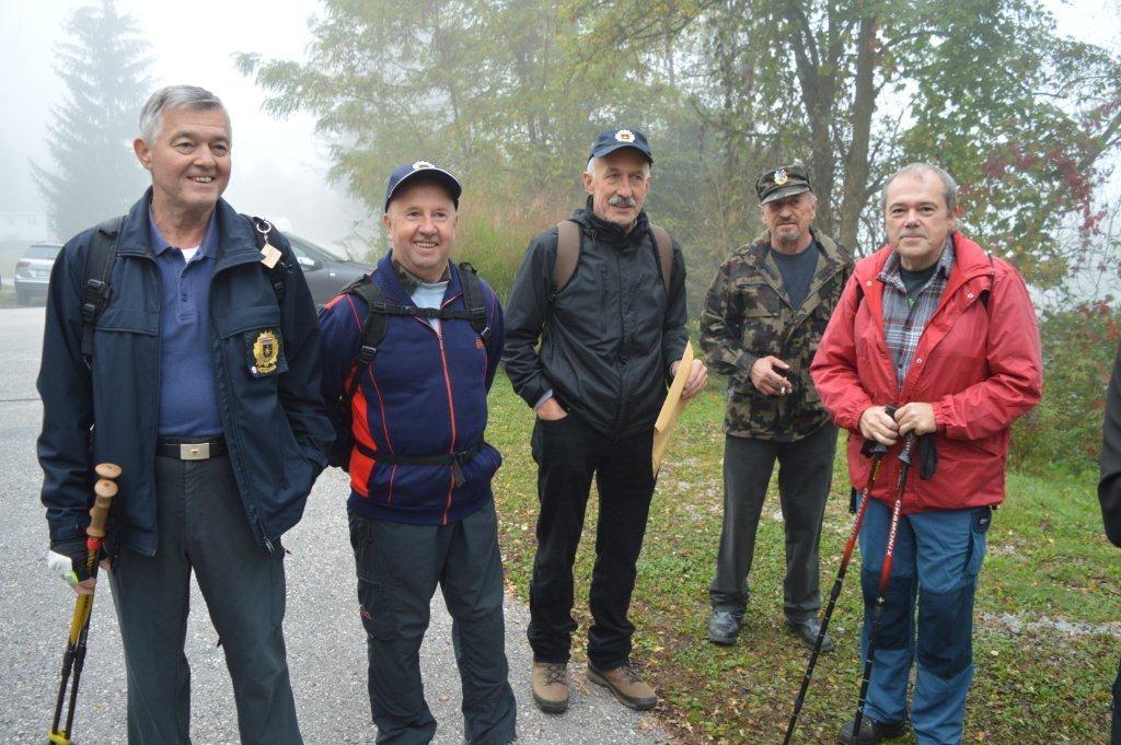 Taktično orientacijski pohod ZSČ Hrastnik _ oktober 2018