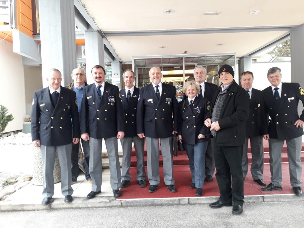 Volilna skupščina ZPVD Sever 2018, Kranjska Gora