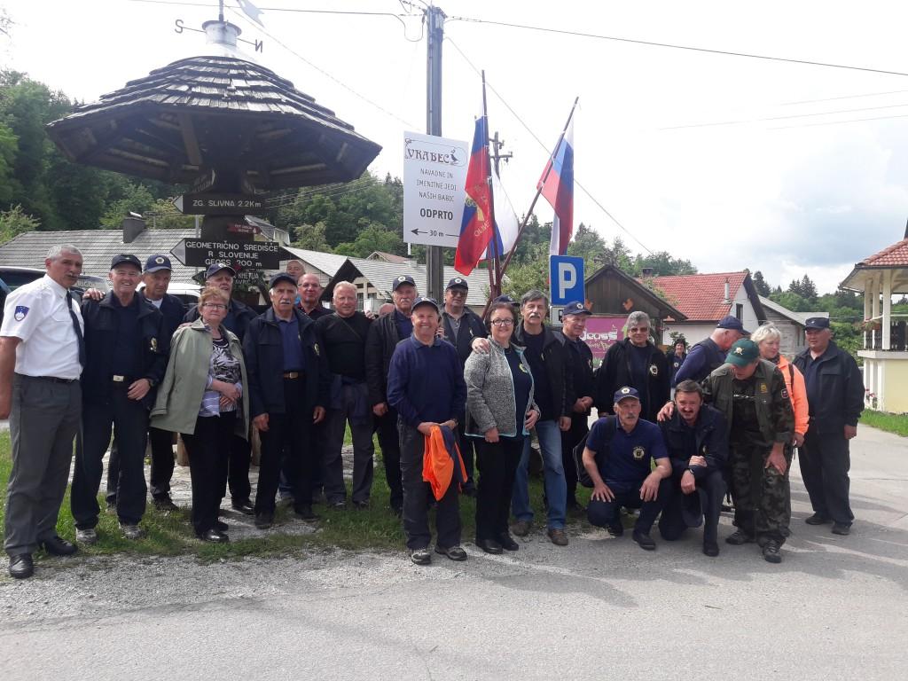 Vače 17.05.2018 - Dan vojnih veteranov1991
