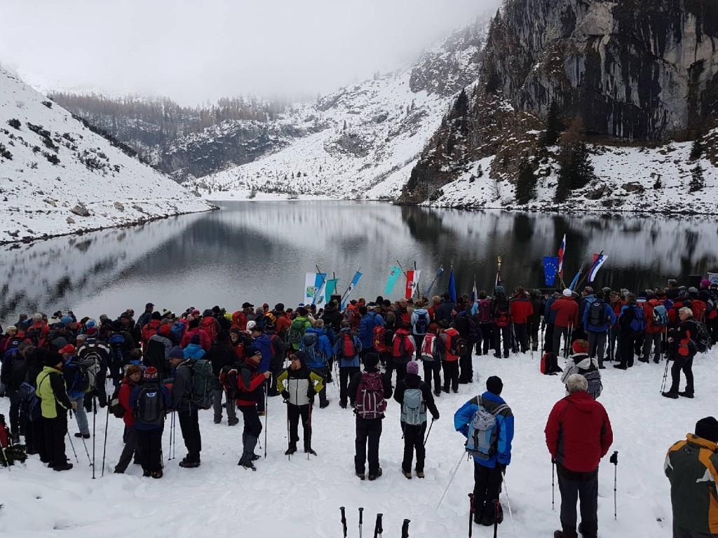 Krnsko jezero 2017