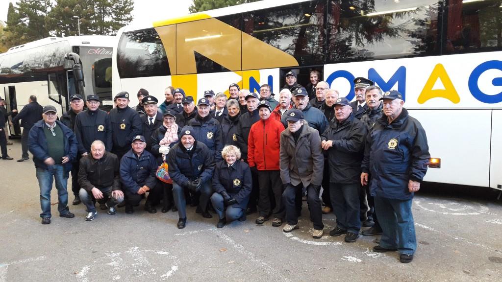 Strokovna ekskurzija in proslava Dneva Združenja Sever - 2018