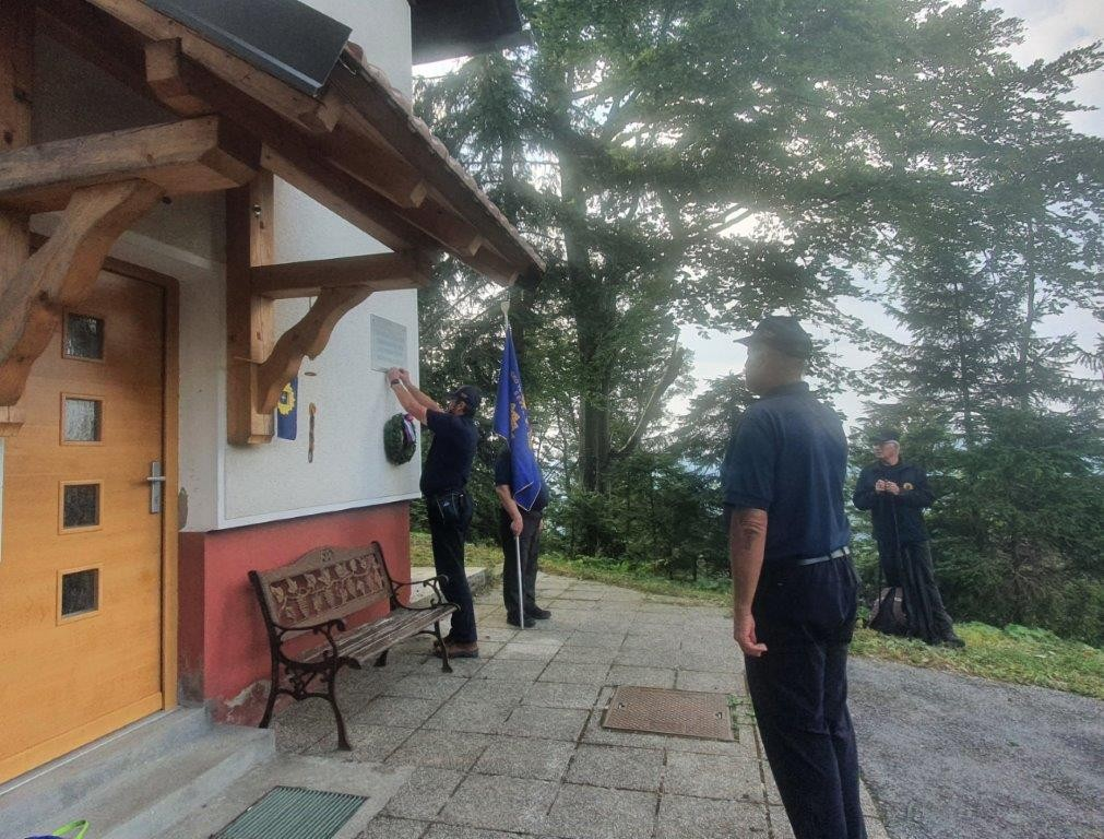 Slovesnost  na Prvinah ter pohod in proslava na Čemšeniški planini