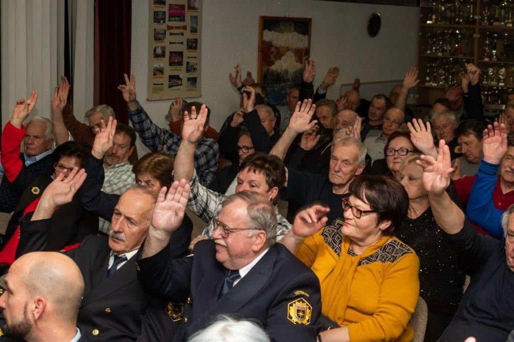 Letni zbor članov PVD Sever Zasavje 2020