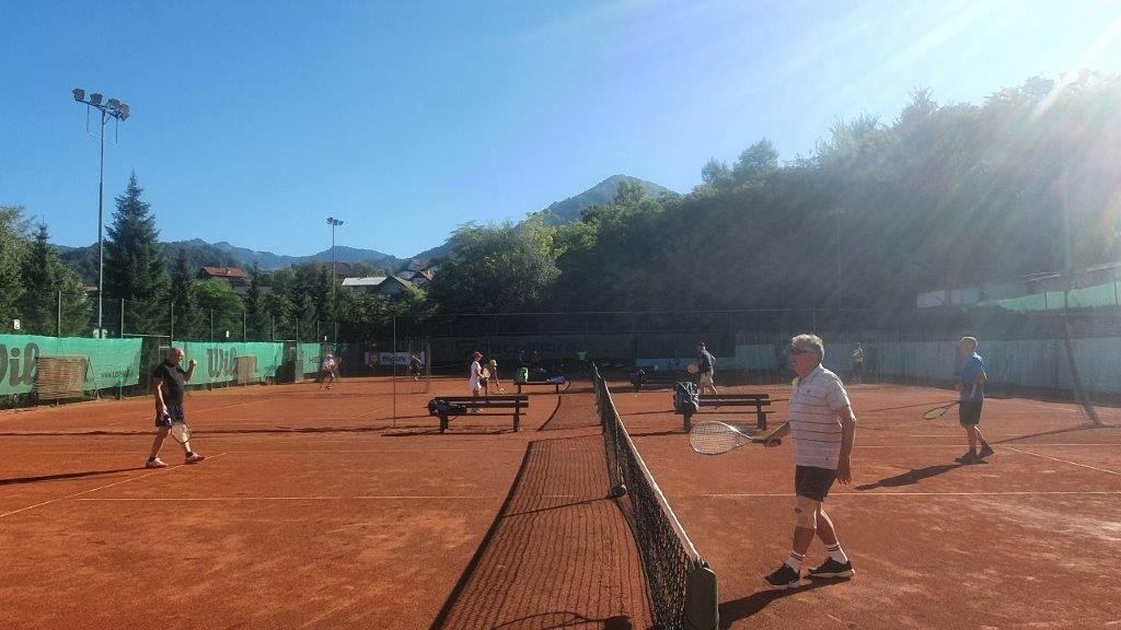 Teniški turnir dvojic v Trbovljah